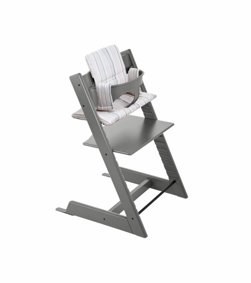 Stokke Tripp Trapp High Chair in Storm Grey