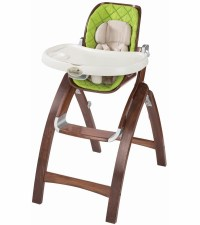 Summer Infant Bentwood High Chair - Baby Time