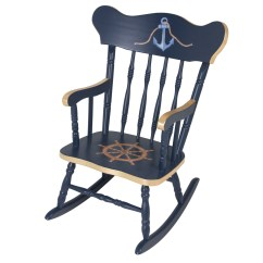 Little Rocking Chairs For Toddlers Swing Chair Grey Child 39s Navy And Gold Gilding