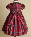 Little Girls Red Party Dresses