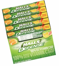 Ludens Vicks Halls & Smith Brothers Cough Drops ...