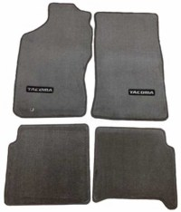 Genuine Toyota Tacoma Carpeted Floor Mats