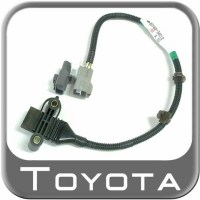 2003-2004 Toyota Sequoia Trailer Wiring Harness 4 Pin Flat ...