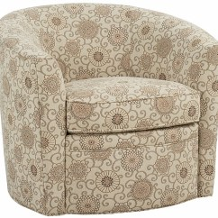 Tub Accent Chair Best Gaming For Ps4 Fabric Upholstered Memory Swivel Club Furniture