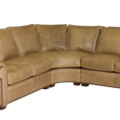 Rolled Arm Sofa With Nailhead Trim Big Comfy Sofas Uk Leather Sectional Nail Club
