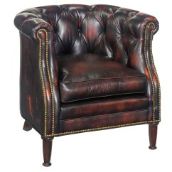 Leather Accent Chairs Target Armless Button Tufted Tub Chair W Nail Head Trim