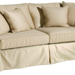 One Arm Sofa Slipcover Comfortscapes Large Reclining Sectional Marlene Quotgrand Scale Quot Slipcovered Collection