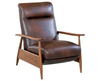 A Modern Recliner Take On Mid-Century Design | Club Furniture