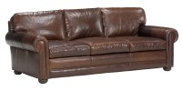 Oversized Large Deep Seated Leather Furniture | Club Furniture