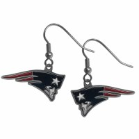 New England Patriots Dangle Earrings (F)