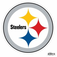 Pittsburgh Steelers 8 inch Logo Magnets (F)