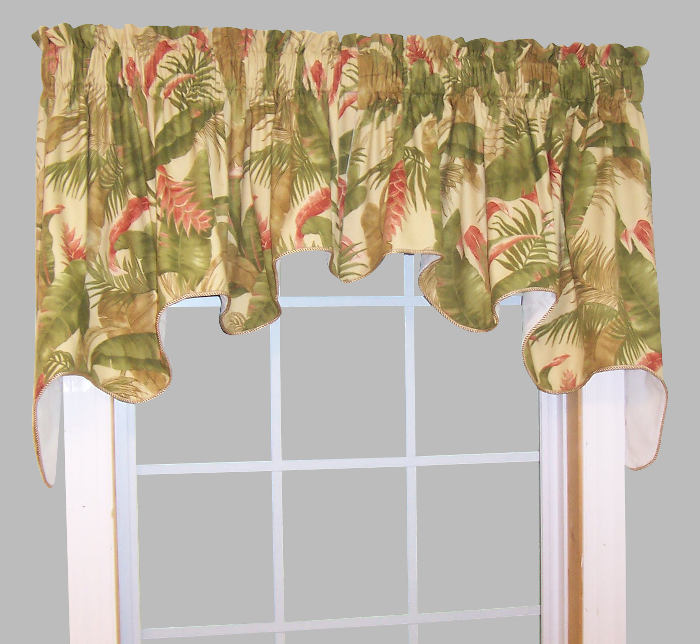Duchess Valance La Selva Tropical