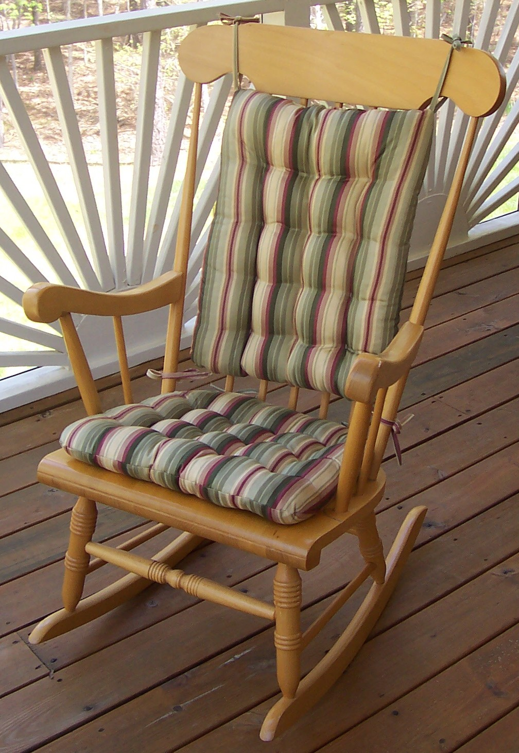 Rocking Chair Cushion Sets and More  CLEARANCE