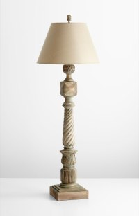 Empire Wood Floor Lamp by Cyan Design