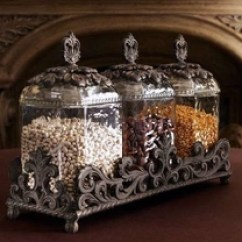 Kitchen Canisters Ceramic And Bath Remodeling Gracious Goods & Dishes From Gg Collection