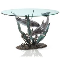 SPI Dolphin Duet Coffee Table $2200, You Save $599.00