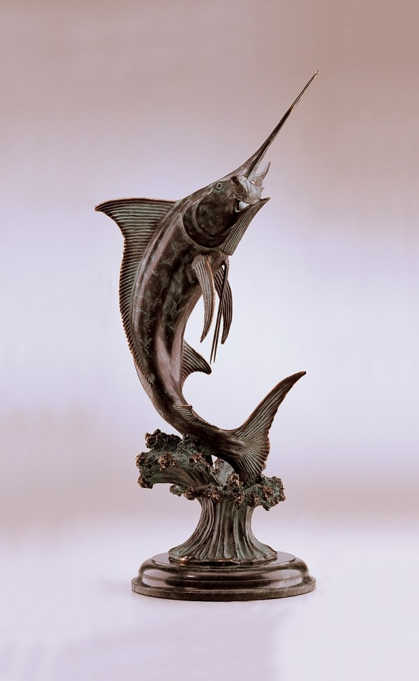 Sweet Success Marlin Sculpture Spi Home 539 Save