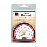 AW Perkins Magnetic Stove Pipe Thermometer - 260