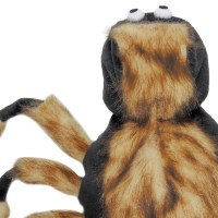 Fuzzy Tarantula Dog Costume - SMALL