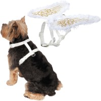 Dogs With Angel Wings