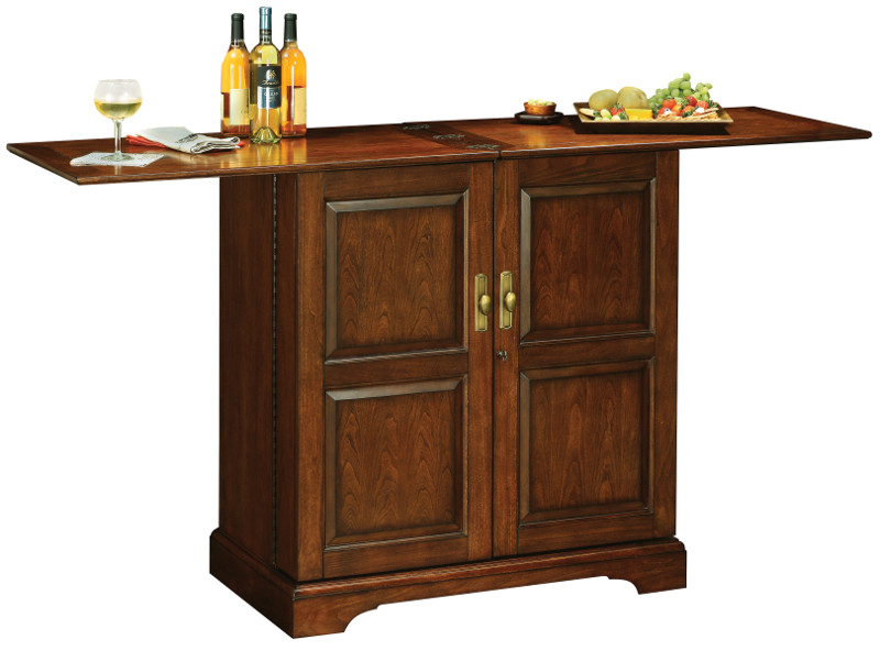 Lodi Wine  Bar Cabinet by Howard Miller  Wine Furniture