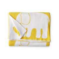 Finlayson Elefantti Yellow Baby Blanket - Unique Gifts for ...
