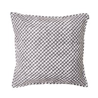 Marimekko Kopeekka Dark Grey Throw Pillow - New Arrivals