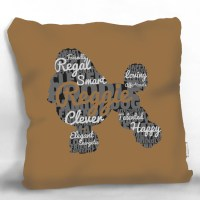 Personalized Dog Breed Pillow - Personalized Dog Pillows