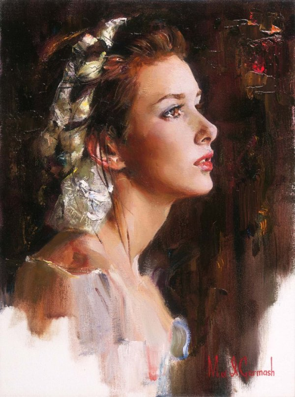 Michael Inessa Garmash Paintings