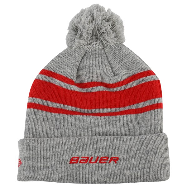 Bauer Era Team Striped Pom