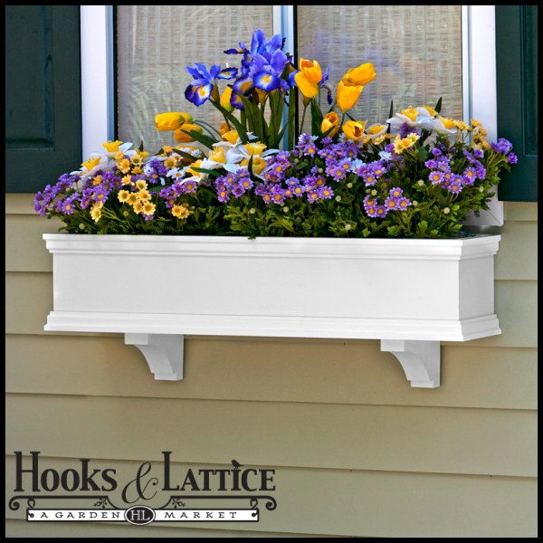 Flower Window Boxes Planters