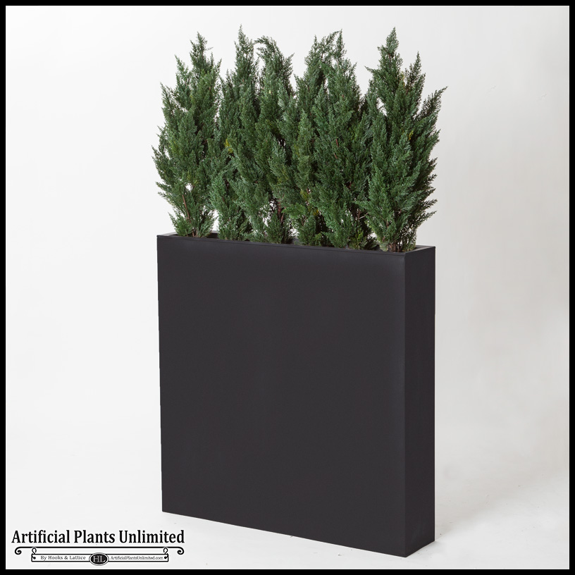 Tall Planters Artificial Plants