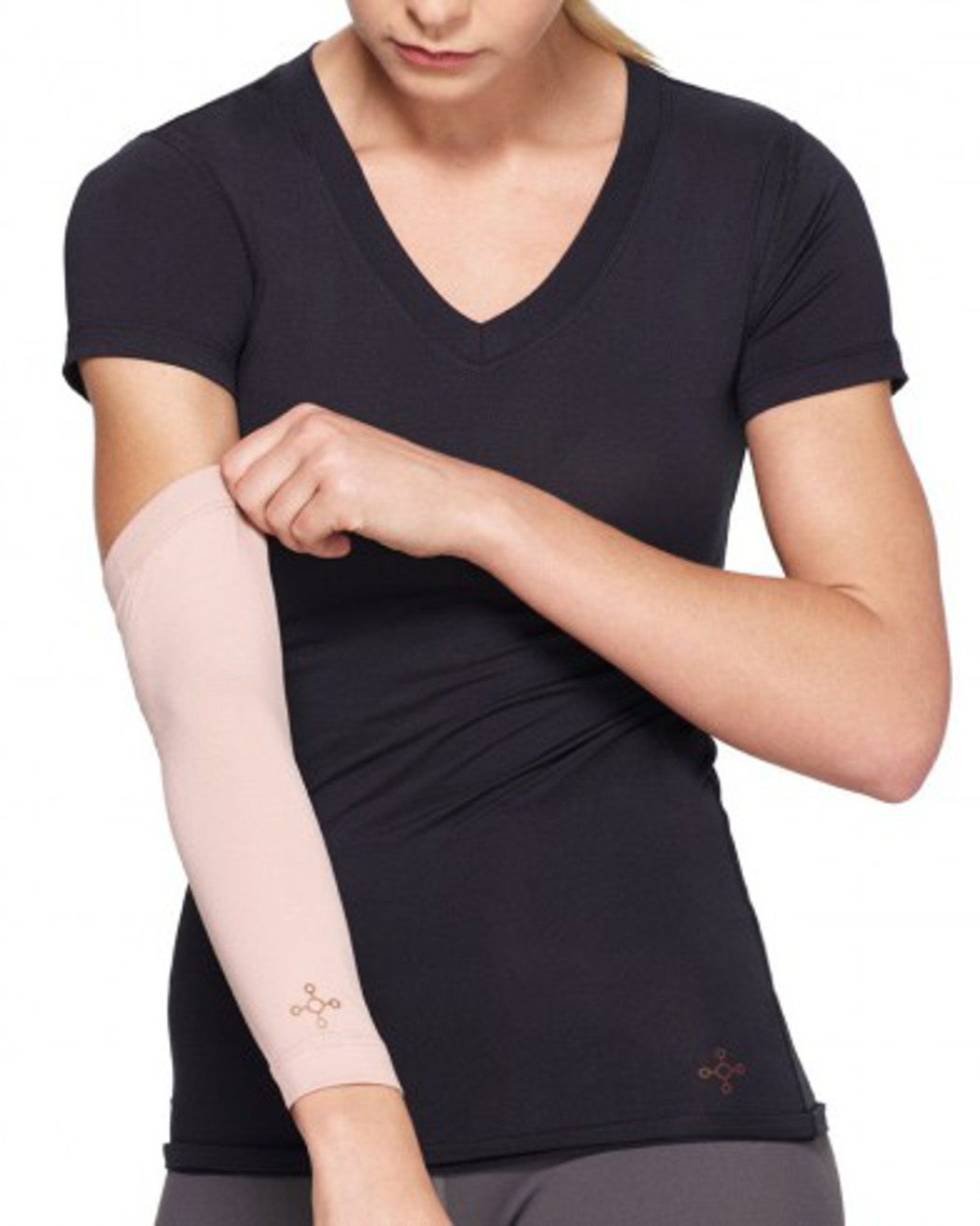 Tommie Copper Women's Core Compression Full Arm Sleeve