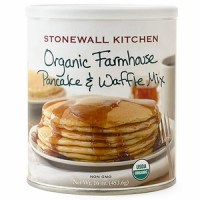 Stonewall Kitchen Organic Farmhouse Pancake & Waffle Mix