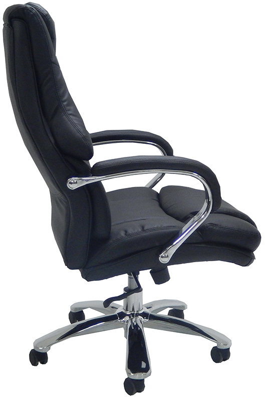 big and tall executive office chairs spinal decompression chair extra wide 500 lbs. capacity leather