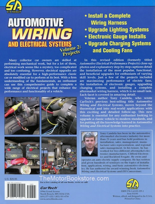 Car Wiring Books