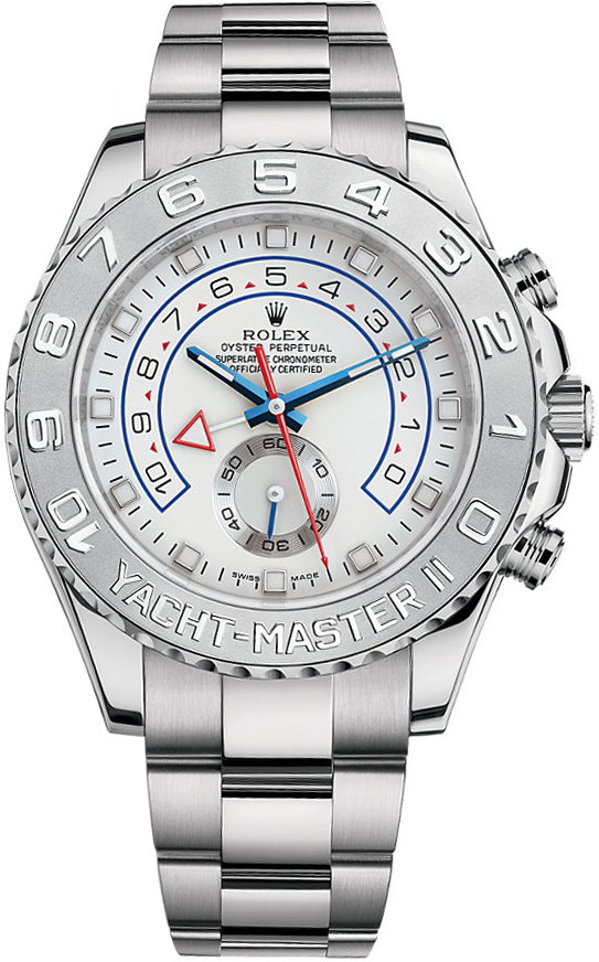 116689 Rolex Yacht Master II Oyster Perpetual Mens 18K