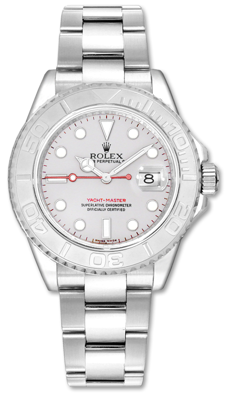 16622 Rolex Yacht Master Superlative Chronometer Platinum