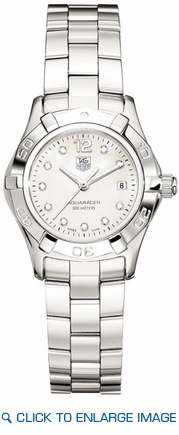 WAF1415.BA0824 TAG Heuer Aquaracer Ladies Quartz Watch