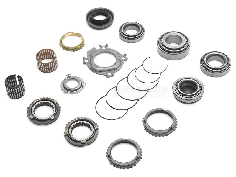 Ford Racing Mustang T-5 Rebuild Kit M-7000-A (85-95 5.0L