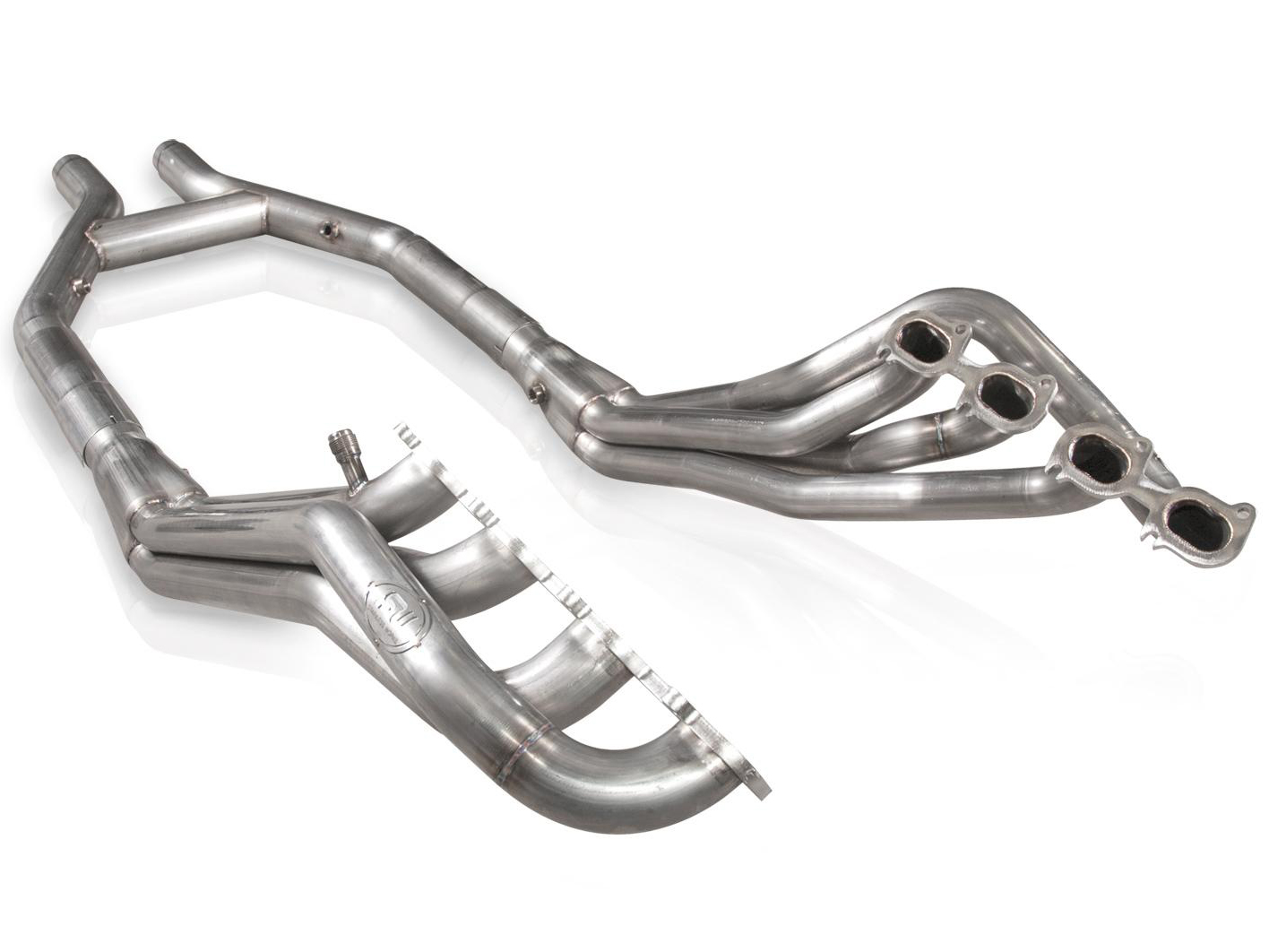 Stainless Works Mustang Long Tube Headers And Off Road H