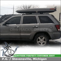Grand Cherokee Roof Rack Grand Cherokee Roof Racks Cargo
