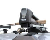 Roof Rack Fishing Rod Holder. Rhino Rack Locking Ski ...