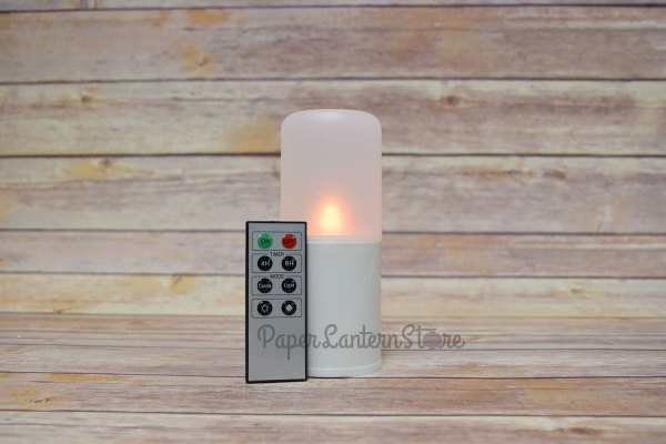 Outdoor Flameless Candles with Timer