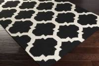 Artistic Weavers York Harlow AWHD1028 Black/White Area Rug ...