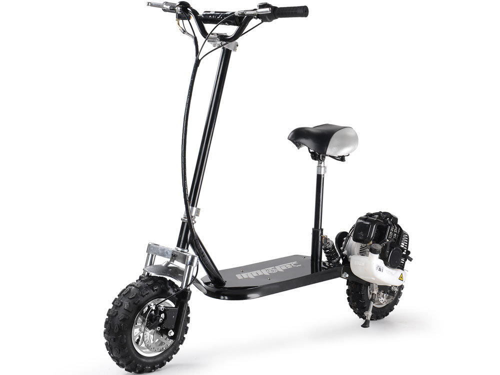 Best 3-Speed 49cc 2-Stroke Gas Scooter ( EPA Certified Gas