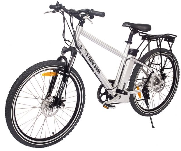 X-Treme TRAILMAKER Electric Bicycle Lithium Battery 7