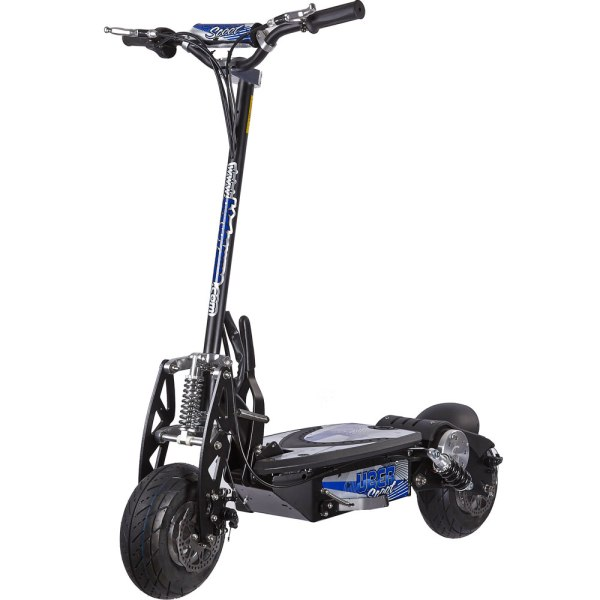 Uberscoot 1000 Watt Performance Electric Scooter Evo Powerboards - 36 Volt 12ah Battery System