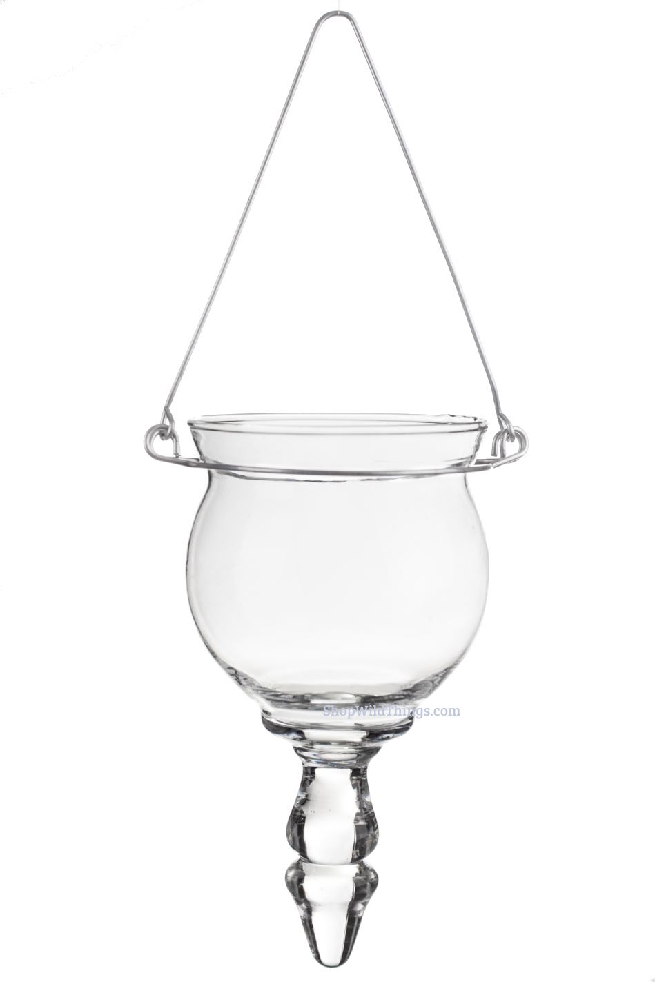 Candle Holders > Glass > Hanging