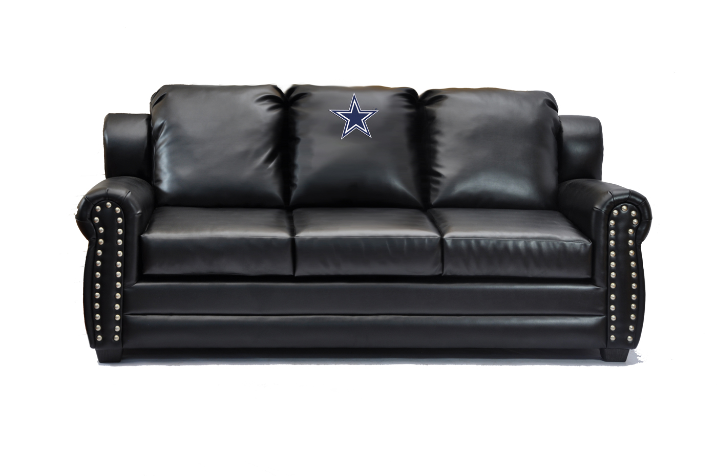 Dallas Cowboy Chair Dallas Cowboys Coach Leather Sofa